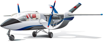 Free Modern Aircraft Royalty Free Stock Photos - 28544328