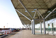 Modern Airport Royalty Free Stock Images