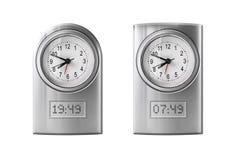 Modern alarm clock Stock Images