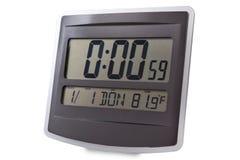 Modern alarm clock multi-colour Royalty Free Stock Photo