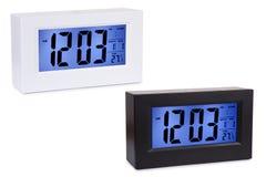 Modern alarm clock Royalty Free Stock Images