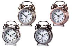 Modern alarm clock Royalty Free Stock Photos