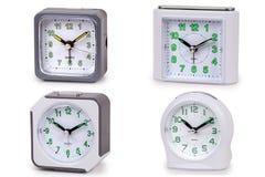 Modern alarm clock Stock Image