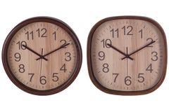 Modern alarm clock Royalty Free Stock Image