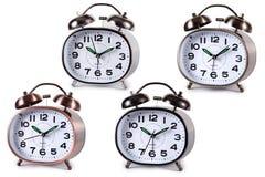 Modern alarm clock Royalty Free Stock Photo