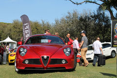 Modern alfa at event Royalty Free Stock Photography