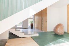 Modern anteroom inside elegant house Stock Photo