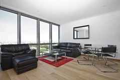 Modern apartment royalty free stock images