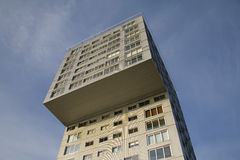Modern Apartment. In Almere, Netherlands Stock Photo