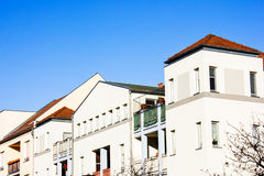 Modern Apartment Block Royalty Free Stock Images