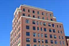 Modern Apartment Building Stock Image