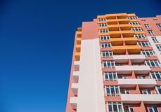 Modern apartment building Stock Image