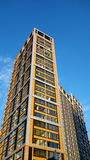Modern apartment building in China Stock Image