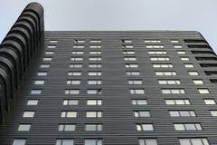 Modern apartment building Royalty Free Stock Photos