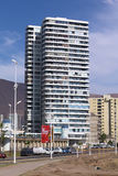 Modern Apartment Building in Iquique, Chile Royalty Free Stock Image