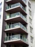 Modern Apartment Building Royalty Free Stock Photography