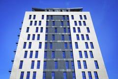 Modern Apartment Buildings Royalty Free Stock Photos