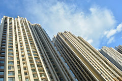 Modern apartment buildings. In china Stock Photography