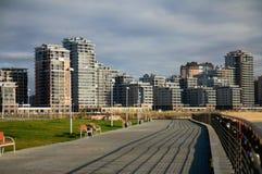 Modern apartment buildings in Kazan, Russia Stock Photos