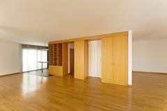 Modern apartment, hall Stock Photo