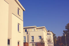 Modern Apartment House in Berlin Stock Photography