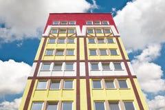 Modern apartment house Royalty Free Stock Photos