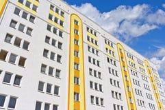 Modern apartment house Stock Image