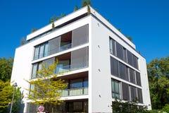 Modern apartment house Stock Photo