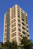 Modern apartment house Royalty Free Stock Photo