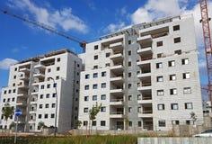 Modern apartment houses ready for settlement Stock Images