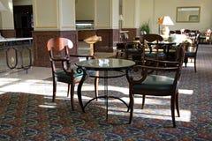 Modern apartment interior. In a hotel, Tashkent, Uzbekistan Royalty Free Stock Photos