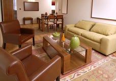 Modern apartment interior Royalty Free Stock Photo