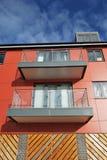 Modern apartments Royalty Free Stock Photo