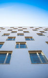 Modern apartments. Modern apartment building in gothenburg Sweden Royalty Free Stock Photo
