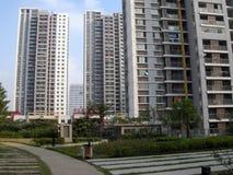 Free Modern Apartments Royalty Free Stock Photos - 6500018