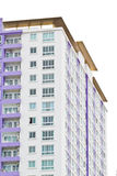 The modern apartments Royalty Free Stock Photography