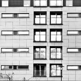 Modern apartments Royalty Free Stock Images