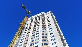 Modern appartment block Stock Photography