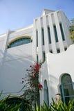 Modern Arab Architecture Stock Photography