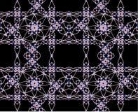 Modern Arabesque Decorative Seamless Pattern Stock Photography