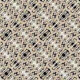 Modern Arabesque Pattern Stock Photography