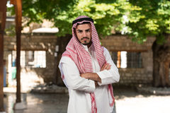 Modern Arabic Businessman Stock Images