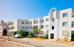 Modern arabic style house Royalty Free Stock Image