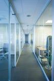 modern arbetsplats Arkivbild