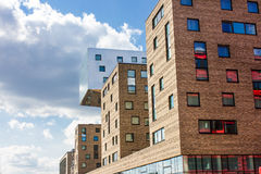 Modern Architecture in Berlin, Germany Stock Photos