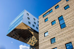 Modern Architecture in Berlin, Germany Royalty Free Stock Photo