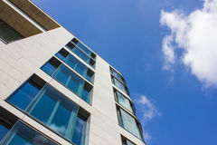 Modern architechture Royalty Free Stock Images
