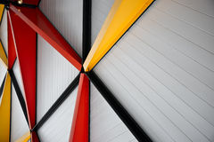 Modern Architectural Abstract Background Stock Image