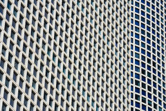 Modern architectural abstract. Royalty Free Stock Photo