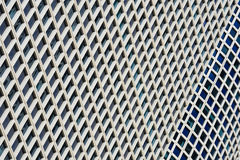Modern architectural abstract. Stock Photos